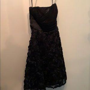 Gorgeous White House Black Market Black  Dress
